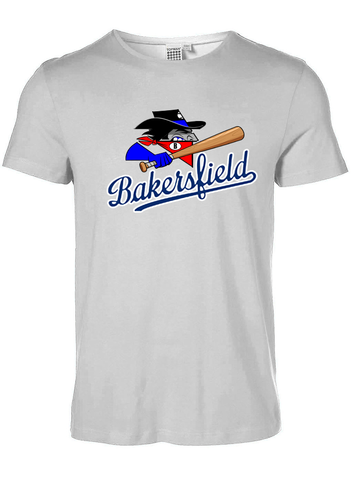 Bakersfield Train Robbers T Shirt